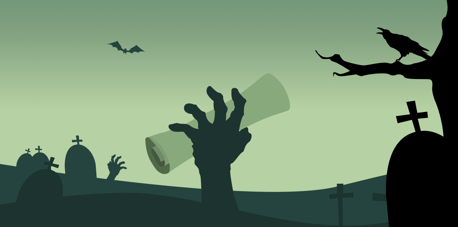 Don't Let Unsolicited SEO Reports Scare You This Halloween